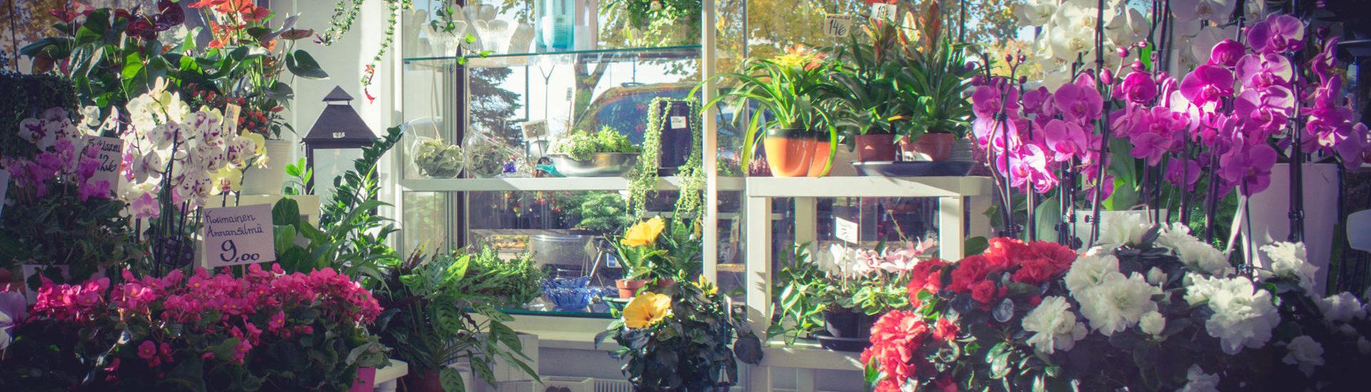 Länkipohjan kukkakauppa